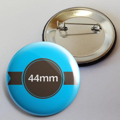 44mm buttons bestellen