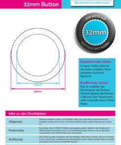 Datenblatt 32mm Buttons mit Nadel