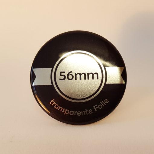 56mm silber buttons drucken lassen