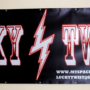 PVC-Banner Kunden-Referenzbild 1x3m